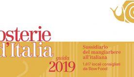 Slow Food: Le 20 migliori Osterie di Sicilia nella Guida 2019