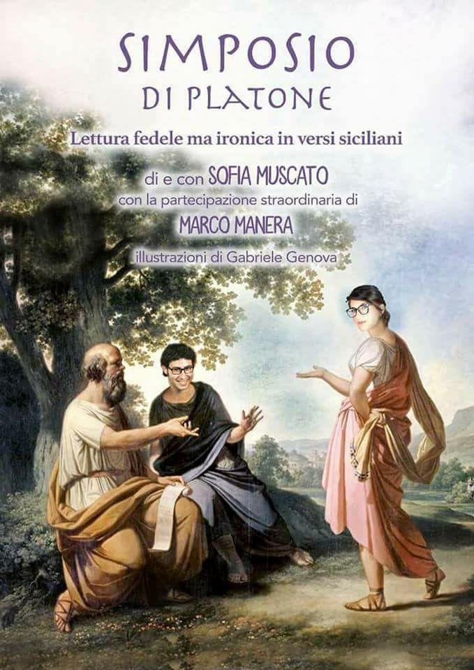 Platone in conversazione con Sofia Muscato e Marco Manera