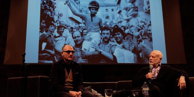 Ferdinando Scianna affascina Palermo con le sue foto, il suo racconto, la sua ironia