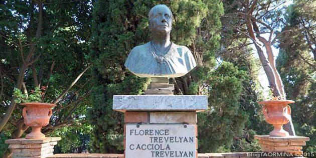Florence T. Trevelyan e i suoi misteriosi giardini a Taormina
