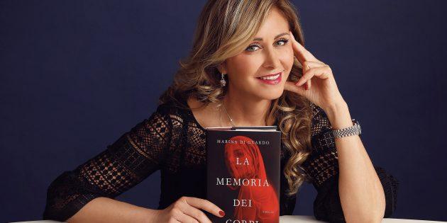 """Marina Di Guardo in Sicilia con il book tour """"La memoria dei corpi"""""""