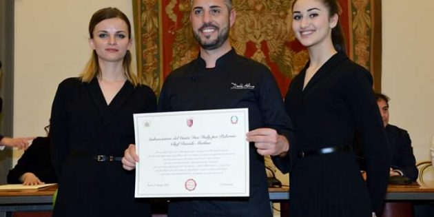 Davide Merlino nominato Ambasciatore Doc Italy per il gusto italiano nel mondo