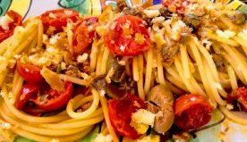 Spaghetti alla Pantesca: bandiera del gusto siciliano