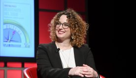 """Cristina Pozzi """"Benvenuti nel 2050. Cambiamenti, criticità e curiosità"""""""
