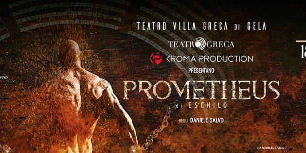 Gela, sold out per Prometheus di Eschilo al Teatro Villa Greca