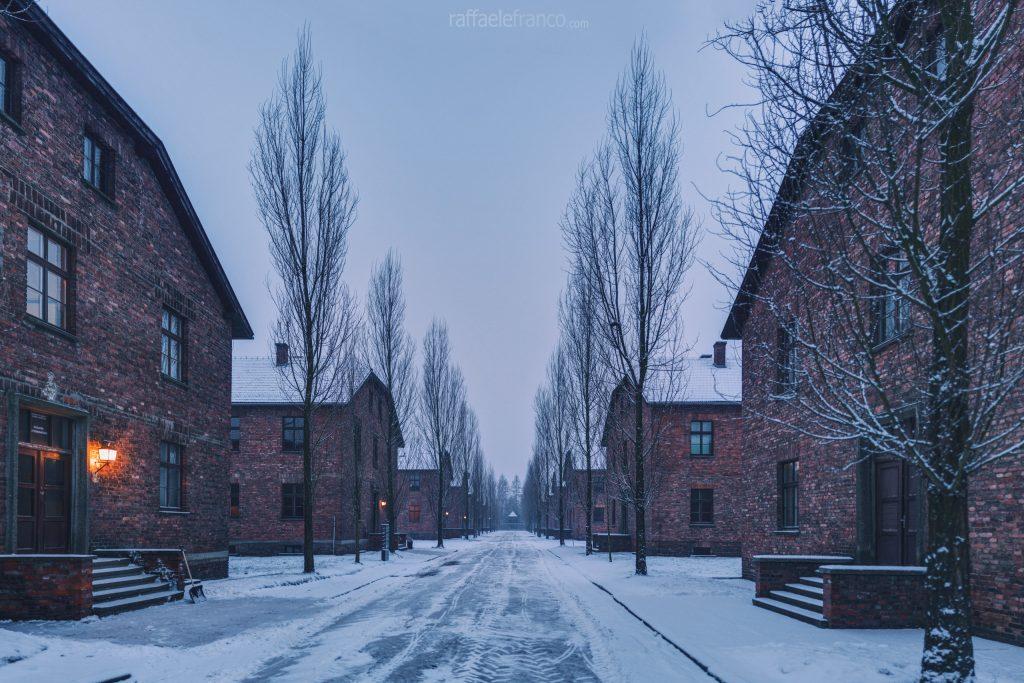 Il campo di concentramento di Auschwitz I