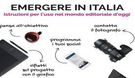 """""""Emergere in Italia"""" di Eleonora Marsella"""