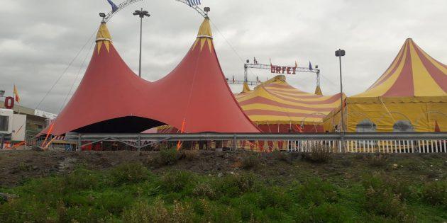 Veglionissimo in pista con gli artisti del circo Greca Orfei
