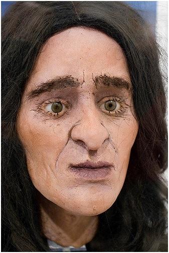 Thea, la prima donna siciliana della Preistoria