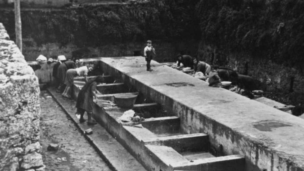 Fontana dei Canali di Piazza Armerina