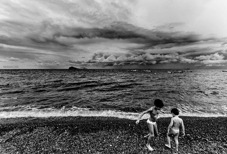 Lipari - Spiaggia di Canneto