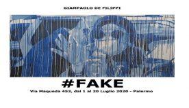 #Fake, l'esposizione di Giampaolo De Filippi
