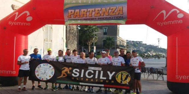 Sicily Ultra Tour: la tappa di Aci Castello