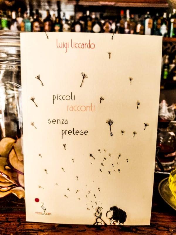 Luigi Liccardo: immagino storie e mi viene voglia di scriverle | La Copertina | Libri | CoseNostreNews.it
