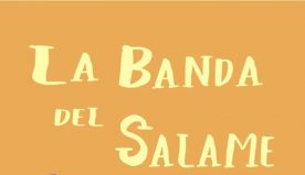 """""""La Banda del Salame"""": il nuovo libro di Luca Speciotti"""